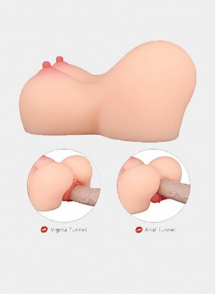 3D Big Ass Big Tits Sex Doll For Male Masturbation Realistic Pussy Pocket Pussy Massage For Penis For Men