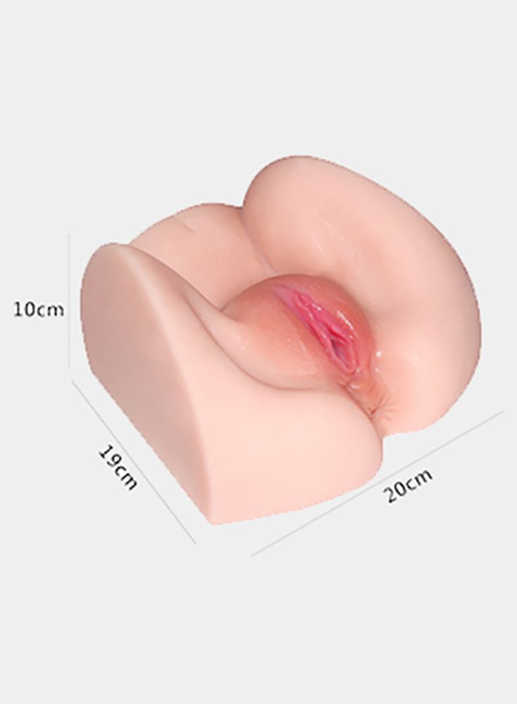 3D Real Vagina Male Masturbator Sex Toys For Men Pink Vagina Big Ass For Male Sex
