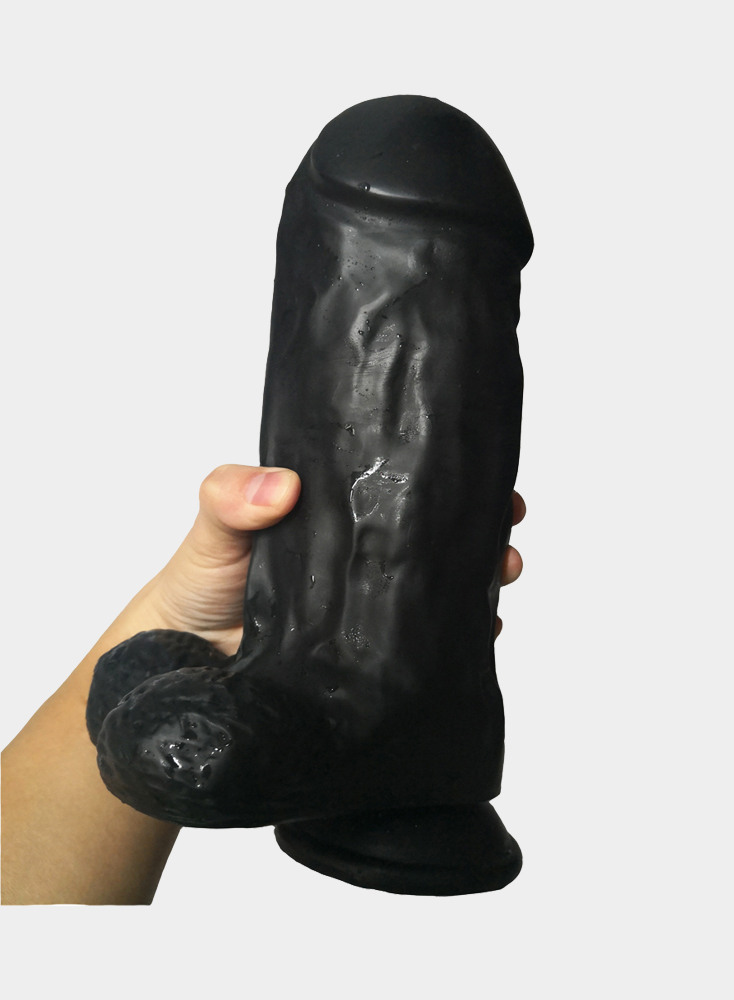 """11"""" Huge Dildo 3.4inch Thick Big Giant Dong"""