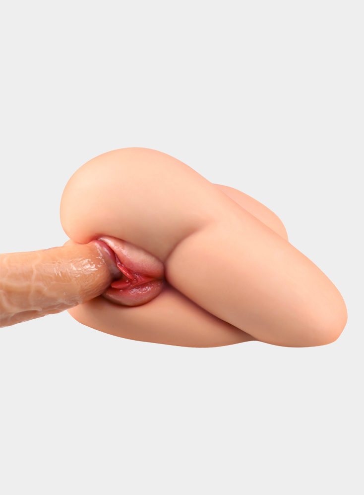 5.7LB Male Masturbator Sex Doll Lifelike Szie Sexy Curve Realistic Pussy Ass 3D Stimulating Channel