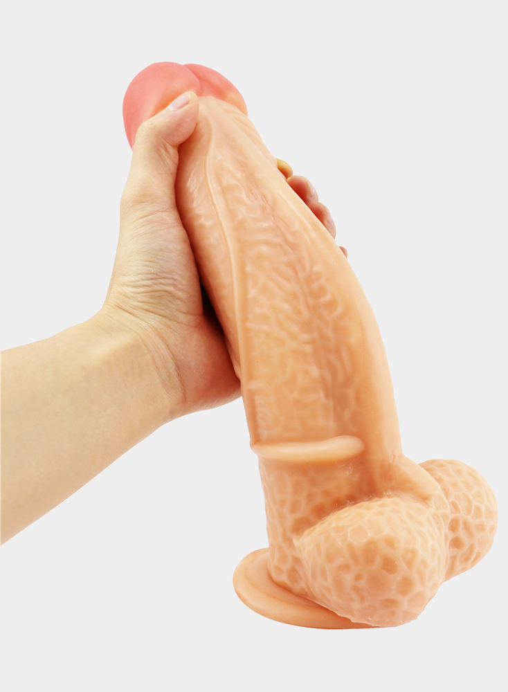 """Realistic Dildo With Suction Cup 11"""" Adult Sex Toy"""