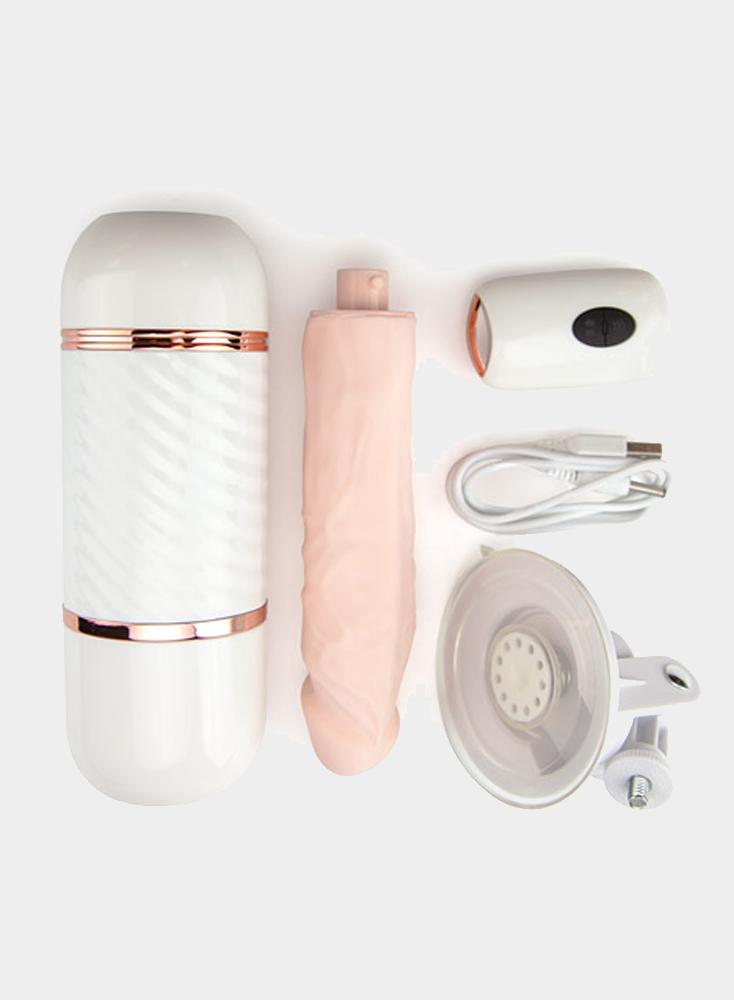Thrusting Dildo Vibrator Sex Machine Realistic Vibrators Sex Toy