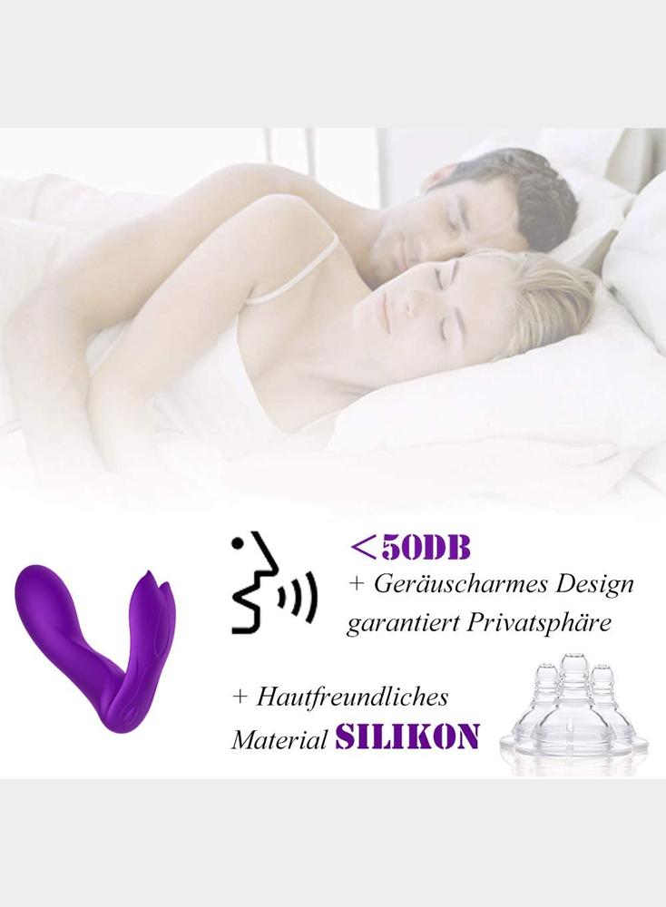 Wearable Vibrator Wireless Remote Control Clitoris G-spot Stimulator