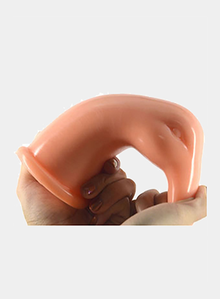 Duckbill Dildo Female Sex Toys Not Real Penis Decorative Dildo For Couple