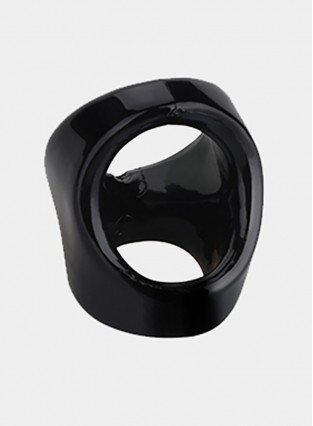 Penis Ring Men Scrotal Bound Adult Cock Ring  Penis Sleeve Long-lasting Delay Time Ring Sleeve Erotic Extension Dick Sex Toys For Male