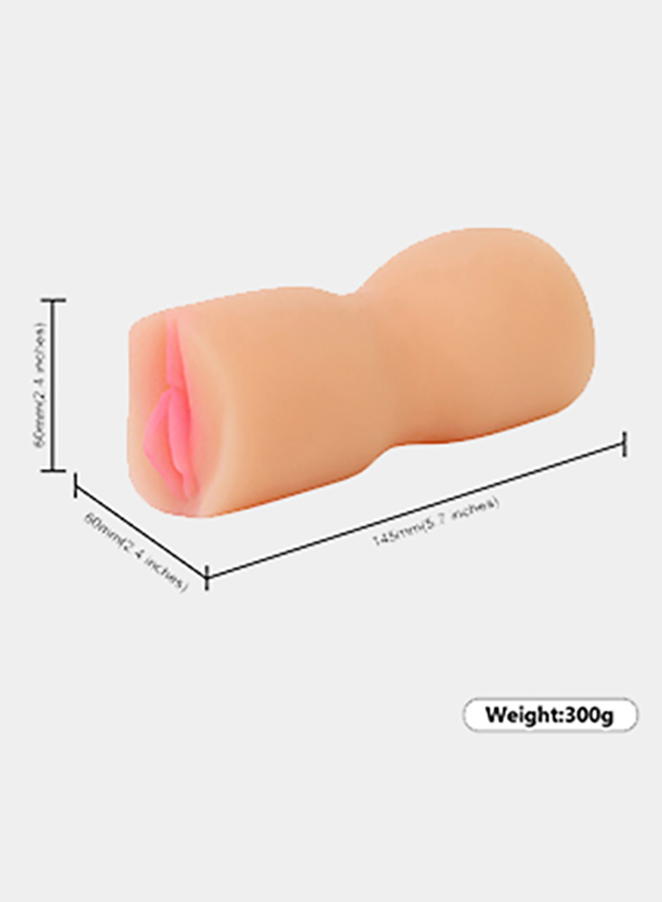 Masturbator For Male Double Side With Pocket Pussy Realistic Design Vagina Personal Massager Sex Toy