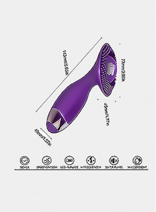 Clit Vibrator for Women, Rotate 360° Clitoral Stimulation Rechargeable and Quie Clitorial Viberate Toys Soft Brush Simulate Clitoris Licking and Clitorial Sucking Adult Toys for Couples Sex