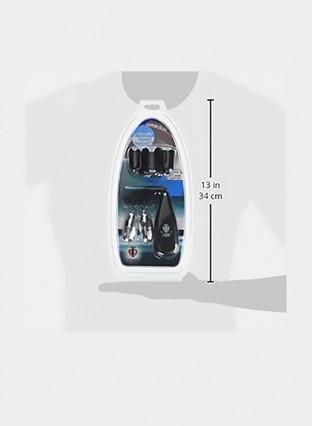 Trinity Vibes Penis Head Bullet Teaser Multi Speed Vibrator XR Brands